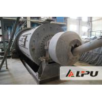 Quality 18 T 110kw Mining Ball Mill Compact Structure Ball Mill Production Line for sale