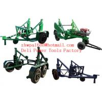 Quality Pulley Carrier Trailer, Pulley Trailer, Cable Trailer,Drum Trailer for sale