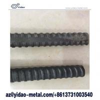 Quality PSB1080 high strength deformed steel bar M36/carbon steel/self color/lenth 9m-12m or custonmized for sale
