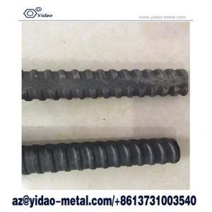 PSB1080 high strength deformed steel bar M40/carbon steel/self color/lenth 9m-12m or custonmized
