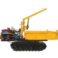 Quality Manufacturer Supply Crawler Lorry-Mounted Crane, Paddy Field Truck, Farm Transporter, Crawler Crane for sale
