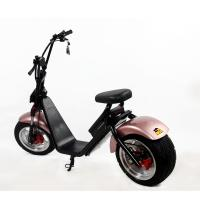 Buy 2016 Popular Harley Scooter Fat Tyre Removable battery Citycoco Electric Scooter 1000W 60V at wholesale prices