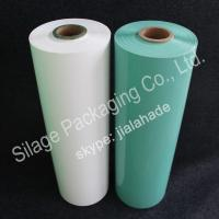 Quality LLDPE film,Silage Wrap Film,500mm/25mic/1800m,Grass packing film,Agriculture wrapping film République française for sale
