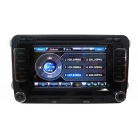Buy Radio RDS, ipod, iPhone Phonebook Canbus Steering Wheel Multi - language Volkswagen DVD GPS at wholesale prices