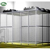 Quality GMP Hardwall Modular Clean Room Booth Provide Installation For Pharmaceutical Industry for sale