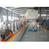 Quality High Speed TIG Welded Tube Mill , Industrial Pipe Milling Machine for sale