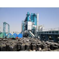 Buy 120μM Film Thickness Asphalt Batching Plant With 37KW Windlass Winch System at wholesale prices