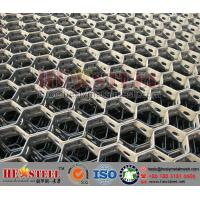 Quality Stainless Steel AISI304 Hex Metal,DIN 1.4301 Hexmetal,AFNOR Z7CN 18-09,S30400 Hex Mesh for sale