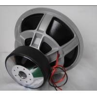 Quality Competition 15 Inch Subwoofers , Pro Audio Speakers In Car Wide Foam Surround for sale