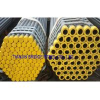 Quality Hot Dipped Galvanized Structural Steel Pipe Welding 3 Inch ST37.2 / SS400 for sale