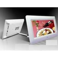 Quality 1080p HD Electronic Picture Display, Calendar Function Electrical Photo Frame for sale