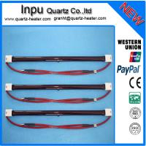 China Far infrared ruby quartz heater lamp on sale