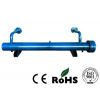 Quality Water Cooling U Tube Shell And Tube Heat Exchanger 18KW~4000 KW Cooling Capacity for sale