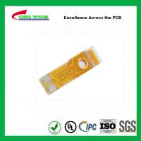 Quality Single Layer PCB Flexible PCB for Motor of Phone Plating Gold 0.5oz Copper for sale