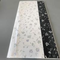 Quality Various Color Decorative PVC Panels For Ceiling 6mm / 7mm / 7.5mm / 8mm Thickness for sale