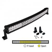 Quality Super Slim Waterproof Curved 50 Inch 288W Offroad 12 Volt Led Light Bar With Diecast Aluminum Housing for sale