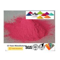Buy Motor Shell Insulating Epoxy Coating , 32 - 42μM Particle Ral Colours Powder Coating at wholesale prices