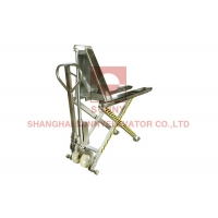 China DC Motor 3 Ton Stainless Steel Manual Pallet Truck on sale