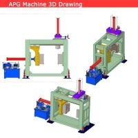 Quality apg clamping machine for apg process apg epoxy resin clamping machine ,apg equipment ,apg hydraulic molding machine for sale