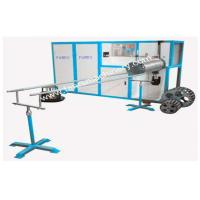 Quality Full Automatic Aluminum Flexible Duct Forming Machine for single layer foil and double layer foil for sale