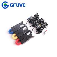 Buy cheap 20mm Diameter Ac Current Probe 0.1% Precision For Power Quality Analyzer from wholesalers