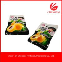 Quality Reusable Small Plastic Three Side Seal Bag  For Dry Fruit / Candy Packaging for sale