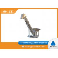 China Professional Industrial Bucket Elevators  Customized Vertical Bucket Conveyor on sale