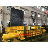 China Hydraulic Scrap Metal Baler :  Y81F - 400 with Double Main Cylinders  Made in China on sale
