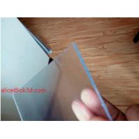 Buy cheap Newly super clear 40LPI 3.95mm plastic lens for 3d and flip lenticular effect from wholesalers