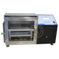 Quality High quality SL-S33 ISO 3795,FMVSS 302,DIN 75200 Horizontal Flammability Tester for sale