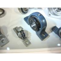 Quality Original P205 ASAHI Pillow Block Bearings Carbon Steel With High Accuracy for sale