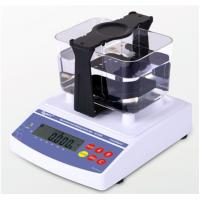 Quality Top Precision Electronic Specific Gravity Testing Equipment Densimeter Instrument For Solids for sale