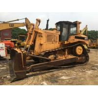 Quality 3 Years Warranty Caterpillar D7r Dozer , 3306 Engine Used Cat Dozers for sale