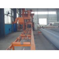 Quality Steel Cleaning Automatic Shot Blasting Machine Continuous Treatment ISO9001 for sale