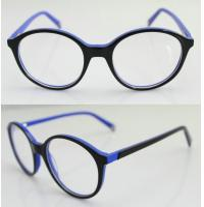 Quality Lightweight Fashion Eyeglasses Frames, Handmade Acetate Eyewear Frame For Men for sale