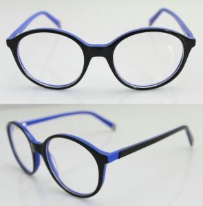 Quality Lightweight Fashion Handmade Acetate Eyeglasses Frames for sale