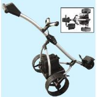 Quality New Model Electric Golf Trolley / Cart (QX-04-04C) for sale
