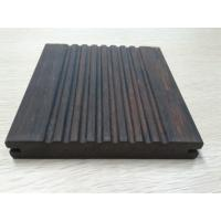 Quality Carbonized Strand Woven Bamboo Decking, outdoor bamboo decking for sale