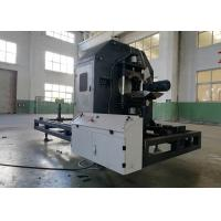 Buy cheap PE Carbon Spiral Reinforcing Pipe Production Line With Compact Structure from wholesalers