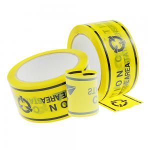 Quality Pressure Sensitive Walkway Floor 0.15mm ESD Marking Tape for sale
