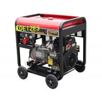 Quality 12KVA AC Three Phase Open Frame Diesel Generators With Electric Start System for sale