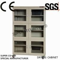 Buy Electronic Nitrogen Dry Box With Rustproof Paint with 3.2mm Toughened Glass at wholesale prices