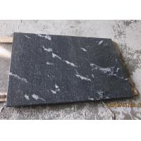 Quality Via Lattea Granite Exterior Wall Tiles , Snow Grey Granite Stone Cladding Tiles for sale