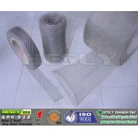 Quality Wire Mesh Demister Pad, 304 wire mesh demister pad for sale