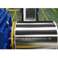 Buy cheap Ferrite 430 Stainless Steel Strip Coil Cold Rolling BA 2B Finish Good Formabilit from wholesalers