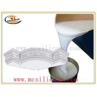 Quality RTV 2 Silicone Rubber for Plaster Column Casting for sale