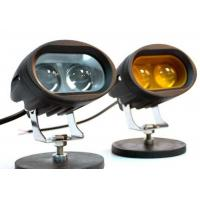 Quality High Intensity Automotive Work Light , Cree Amber White Vehicle Work Lights for sale