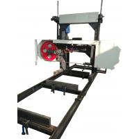 China portable saw mill, Wood Log Cutting Band Sawmill, band saw machine for sale on sale