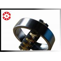 Quality Chrome Steel Self Aligning Roller Bearing 23026 MB Cage With Double Row for sale