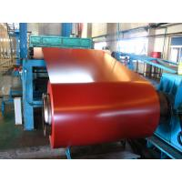 Quality Decorative PE/PVDF Color Coated 1050 1060 Aluminum Coil , 0.1mm - 6mm Thickness for sale